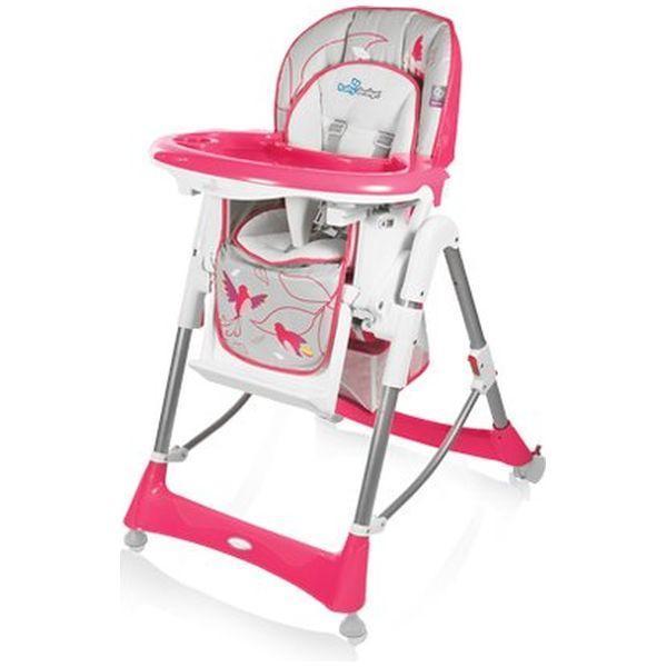 Scaun masa Bambi Pink