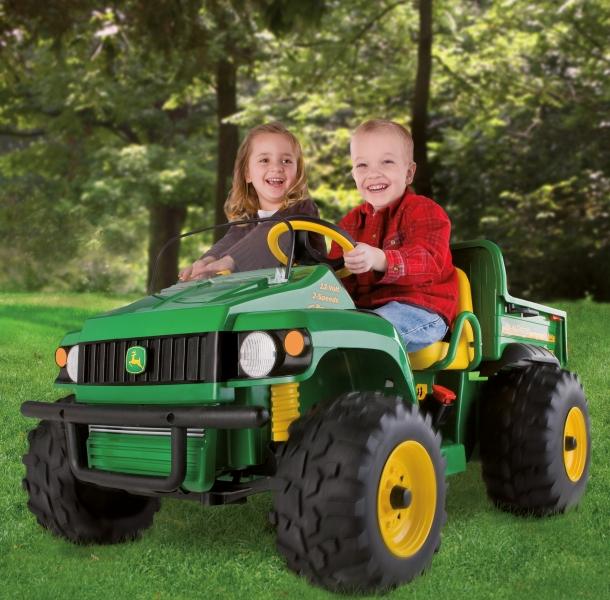 Tractor electric John Deere Gator HPX 12