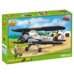 Set de construit avion militar Guardian - Cobi