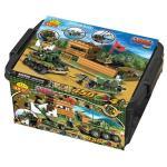 Set de construit Baza militara in jungla - Cobi