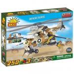 Set de construit elicopter Desert Hawk - Cobi
