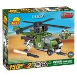 Set de construit elicopter militar Vulcan - Cobi