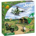 Set de construit Jeep Willys Mash - Cobi