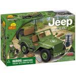 Set de construit Jeep Willys - Cobi