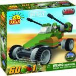 Set de construit vehicul militar BUGGY - Cobi