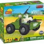 Set de construit vehicul militar Ranger- Cobi