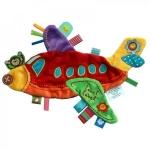 Minipaturica senzoriala Label Label Holiday - Avion