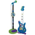 Set chitara si microfon Monsters Univers