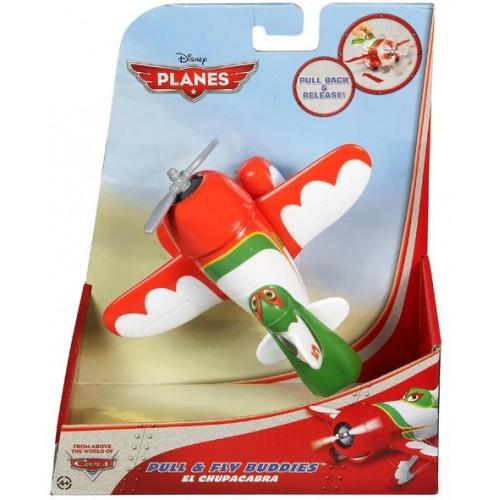 Avion Planes cu roti - EL CHUPACABRA