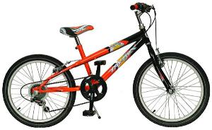 Bicicleta 20 R200 baiat