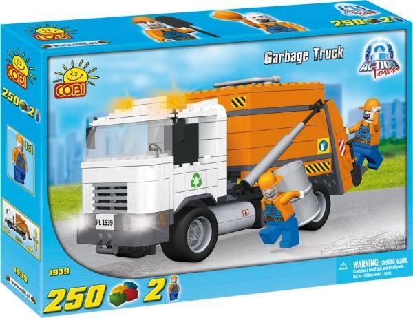 Camionul de gunoi - 1939