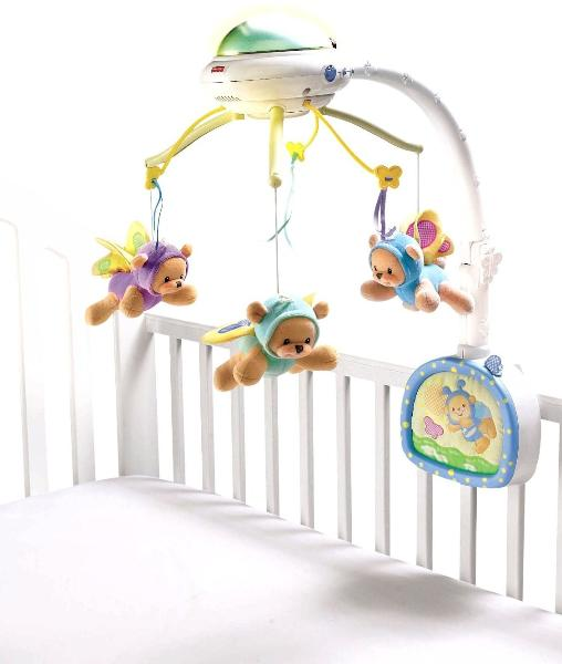 Carusel cu proiectie Butterfly Dreams