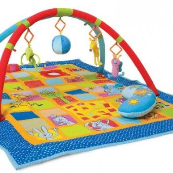 Centru de joaca Curiozitati magice 3 in 1