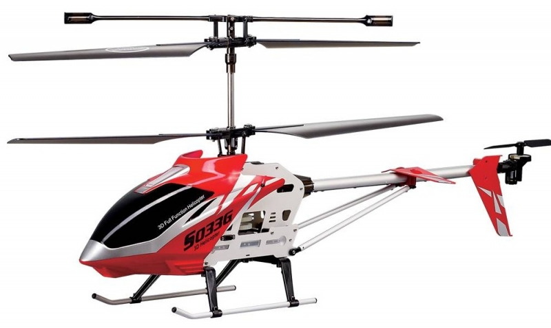 Elicopter 77.5 cm, cu radiocomanda SYMA S033 cu GIROSCOP