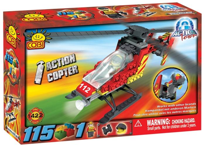 Elicopter de pompieri - 1422