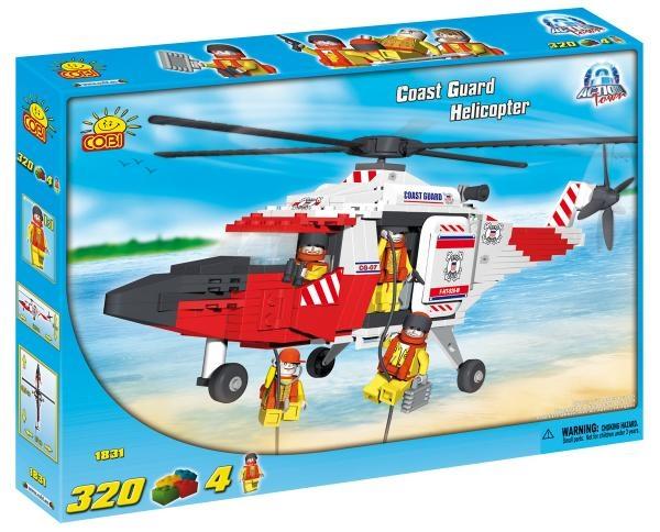 Elicopterul apartinand Pazei de Coasta -