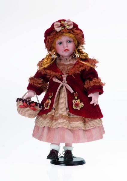Fata cu paltonas si caciulita rosie - 11