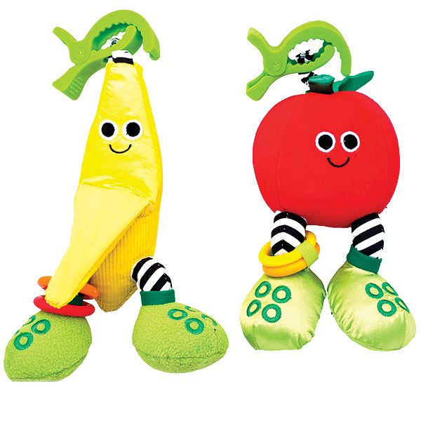 Jucarii de agatat fructe Sassy