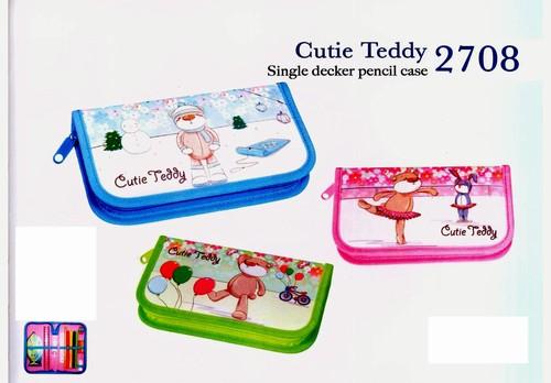 Koh-I-Noor Hardtmuth Penar simplu - Cutie Teddy