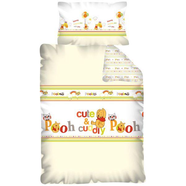 Lenjerie de pat Winnie the pooh 100 x 13