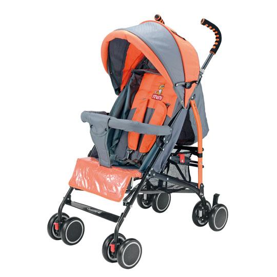 Carucior Quatro Mini 2013 Orange