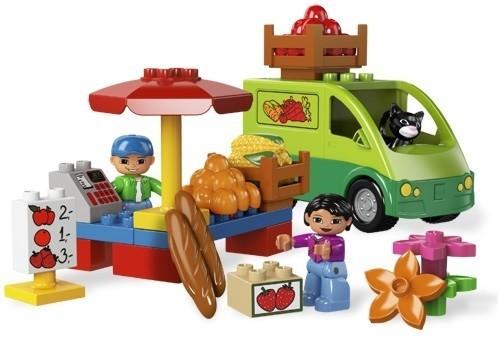 Piata din seria LEGO DUPLO
