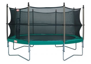 Plasa siguranta trambulina Berg Toys, 330 cm