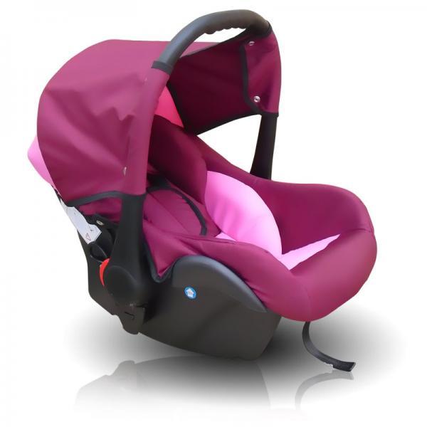 Scaun auto First Smile roz