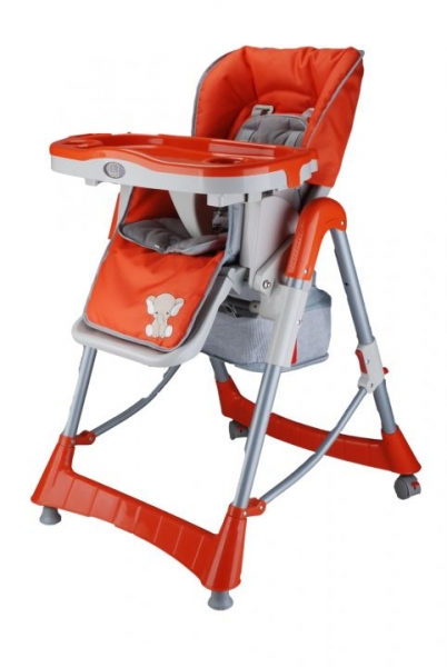Scaun de masa Tower Maxi Orange