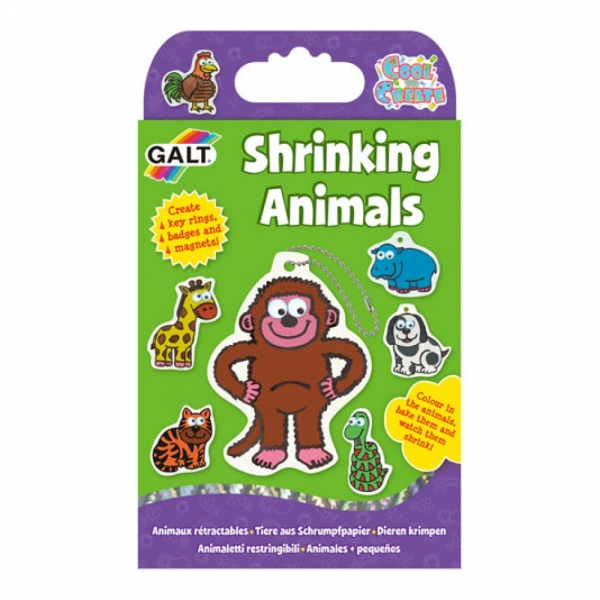 Set creatie Shrinking Animals