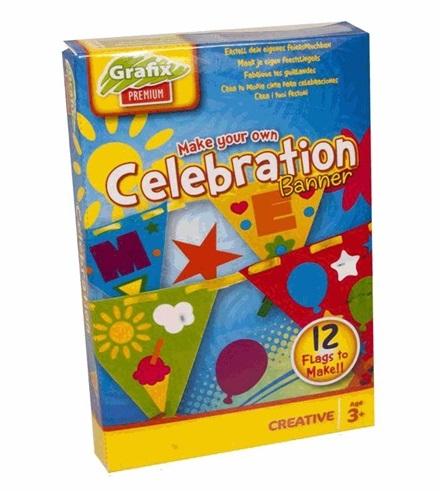 Set creatie banner pentru petreceri - 16