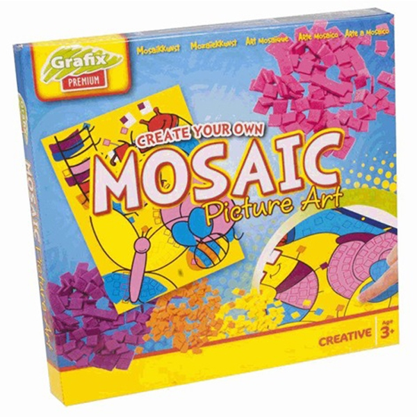 Set creatie mozaic - 160274P