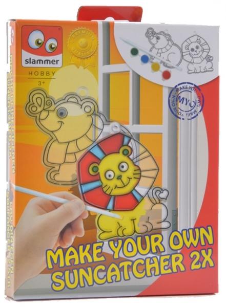 Set oglinzi pentru soare (leu si ursulet