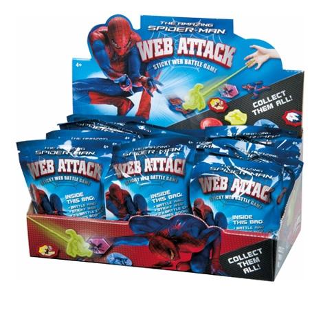 Spiderman Web Attack (punga)