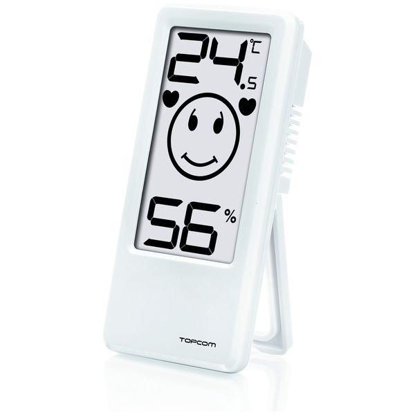 Termometru Topcom cu Hygrometru