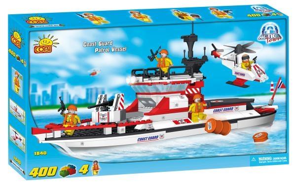 Vasul de patrula al Pazei de Coasta - 1