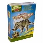 Puzzle 3D TRICERATOPS - Grafix