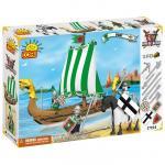 Set de construit Barca - Cobi