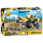 Set de construit Buldozer - Cobi