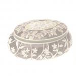 Cutie de bijuterii ovala 602036