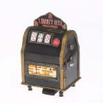 Pusculita din metal Slot Machine Bandit
