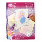 DISNEY PRINCESS Set arta cu apa