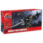 Kit constructie si pictura Handley Page Hampden