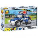 Set de construit vehicul politie - Cobi