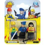 Set 3 figurine - Cobi