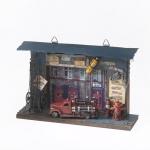 Panou decorativ Statie de pompieri