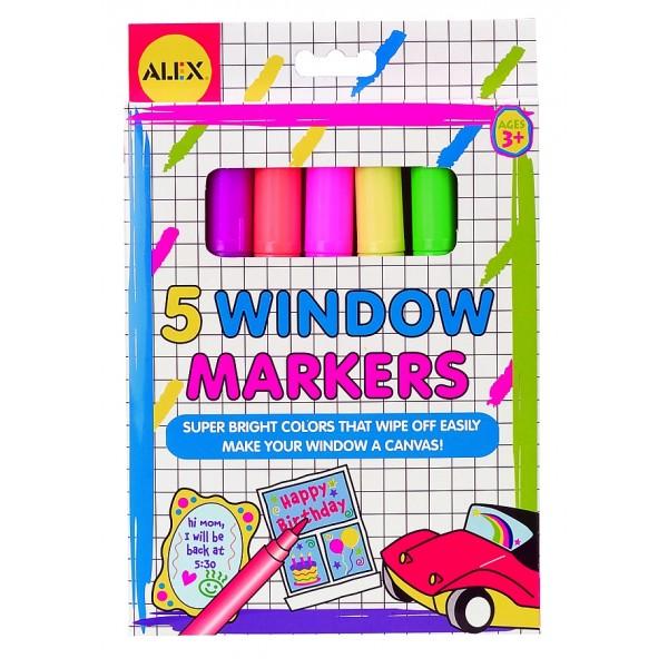 Markere pentru desen pe sticla