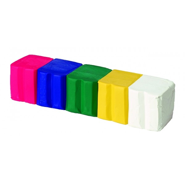 Plastelina - Culori primare