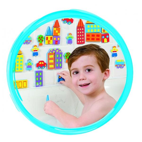 Alex Toys - Stickere pentru baie - Orasu