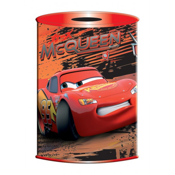 Ascutitoare plastic butoias Cars McQueen